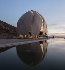 100 Pontarini Hariri Architects Bah Temple In Chile Receives