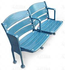 Custom Stadium Chairs For Bleachers by Build Your Own Seat Pick Your Features Archer Seating