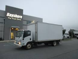 2013 ISUZU NQR BOX VAN TRUCK FOR SALE #5560