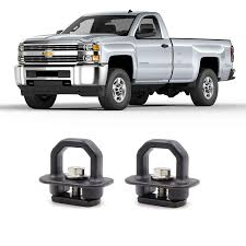 100 Truck Bed Tie Downs Amazoncom 2pcs Down Anchors Side Wall Anchor For 07