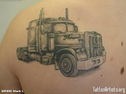 100 Semi Truck Tattoos Semi Tattoo Tattoo Tattoo Designs