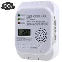 grundig gas co melder 85db kohlenmonoxidmelder alarm warnmelder gasmelder