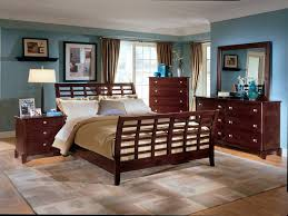 Bedroom Modern King Bedroom Sets Awesome Barton Brown King Size