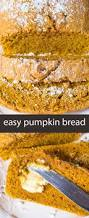 Bisquick Pumpkin Bread Easy by 25 Bästa Idéerna Om Easy Pumpkin Bread På Pinterest Enkel Pumpapaj