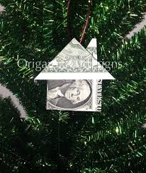 Image Of How To Make A Christmas Tree Using Dollar Bills Money