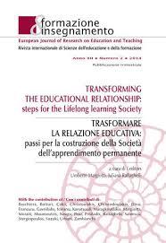 TRASFORMARE LA RELAZIONE EDUCATIVA By Pensa Multimedia