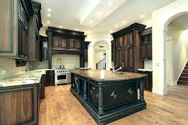 staining kitchen cabinets lighter restain color gel stain oak