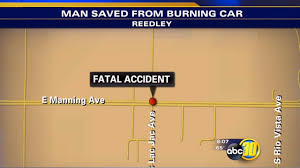Reedley Pumpkin Patch by Officers Save Passenger In Fatal Crash Near Reedley Abc30 Com