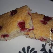 veganer kuchen mit himbeeren 3 9 5