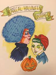 Halloween Costumes The Definitive History by Radical Halloween Costumes Margins Magazine