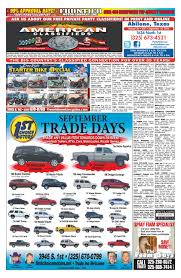 100 Craigslist Abilene Tx Cars And Trucks American Classifieds 091516 By American Classifieds