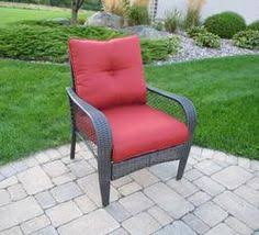 Menards Folding Chair Mat by 358 Menards Backyard Creations 4 Piece Milan Deep Seating