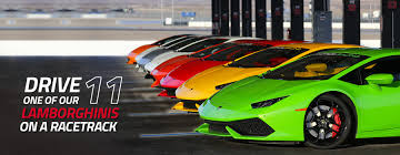 100 Las Vegas Truck Driving School Drive A Lamborghini Supercar On A Professional Racetrack With