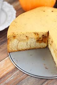 Pumpkin Cheesecake Gingersnap Crust Food Network by Cinnamon Roll Pumpkin Cheesecake