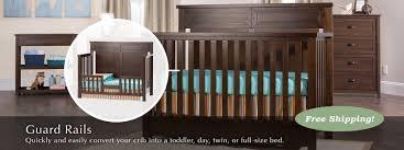 Child Craft Camden Dresser Jamocha by Bed U0026 Guard Rails Child Craft