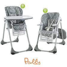 chicco chaise haute polly 2 en 1 chaise haute 3 en 1 chaise haute 3 en 1 volutive b brevi pas