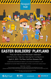 100 Belmont Builders Come With Us At Easter Playland At Resorts World