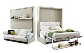 canapé convertible petit format le lit escamotable gain de place la maison du convertible