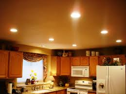 led kitchen ceiling lights bright different types of ideas for
