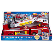 PAW Patrol Ultimate Rescue Fire Truck | Toys & Character | George