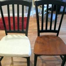 Dining Chair Seat Covers Brilliant Decorating Room Plastic Patio Pads