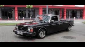 Volvo 240 Pickup - YouTube