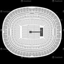 Georgia Dome Seating Chart Kenny Chesney