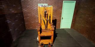 la chaise electrique luxe peine de mort usa chaise electrique paqat biz