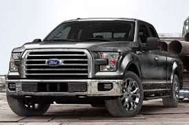 100 Smallest Truck 2016 FORD F150 Automotive Science Group