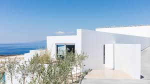 100 Villa House Design Summer Plays On Santorinis Traditional Whitewashed Houses