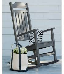 Rocking Chair: All Weather Porch Rocker Outdoor Furniture Rocking ...