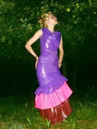 duct tape dress iii by ducktapebandit on deviantart