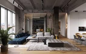 104 Interior Design Loft Ok Moscow Cartelle