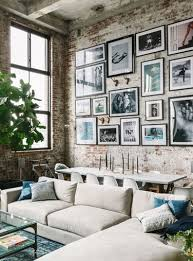 Beautiful Art Gallery Wall For And Industrial Loft Looking Photo Prints To Create