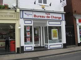 bureau de change york no 1 currency exchange york