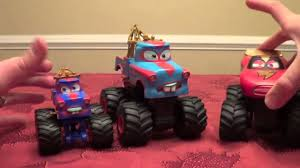 New Power Punch XL Monster Truck Mater Wrestling 2013 Tormentor And ...