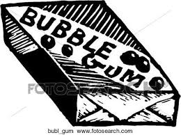 Clipart Bubble Gum Fotosearch Search Clip Art Illustration Murals Drawings and