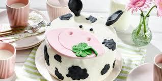tierische kuh torte backen de