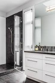 all white bathrooms with white cabinets bathroom contemporary and