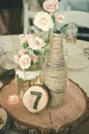Decorations Burlap And Vintage Lace Wedding Ideas Reception 45 Chic Rustic