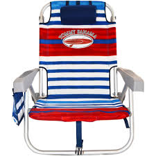 Tommy Bahama Beach Chair Walmart by Tommy Bahama Stripe Backpack Cooler Beach Chair Walmart Com