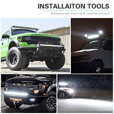 YITAMOTOR 42 Inch 400W Curved LED Light Bar Spot Flood Combo Offroad ... Poppap 300w Light Bar For Cars Trucks Boat Jeep Off Road Lights Automotive Lighting Headlights Tail Leds Bulbs Caridcom Lll203flush 3 Inch Flush Mount 20 Watt Lifetime 4pcs Led Pods Flood 5 24w 2400lm Fog Work 4x 27w Cree For Truck Offroad Tractor Wiring In Dodge Diesel Resource Forums Best Wrangler All Your Outdoor 145 55w 5400 Lumens Super Bright Nilight 2pcs 18w Led Yitamotor 42 400w Curved Spot Combo Offroad Ford Ranger