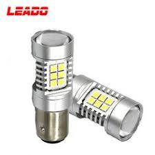 waterproof 30w 12v 24v led brake light bulb 1157 3157 ba15d bay15d