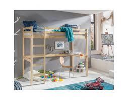 bureau superposé lit superposé avec bureau denniso electro huy meubles vous