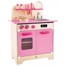 hape gourmet kitchen pink with starter set babyonline