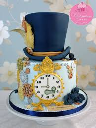 Pin Von Tablescapes By Design Auf MAD HATTER ALICE TEA PARTY
