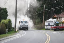 Bypass Road Suggested As Cure For Problem Of Logging Truck Dust In ... Industrial Fleet Truck Washing Owensboro Ky Vincennes In Wash Acid Repair And Parts Directory Greenwave Farms Csolidation Heavy In Kelowna The Okagan Bosswash Services Pin By Kenny Berg On Keep Truckin Pinterest Rigs Semi Barstow Pt 2 Where Is Los Angeles Car Companieswhere Angelescar Dales Transport Out Steam Exterior Trailer Bowling Green Iteco