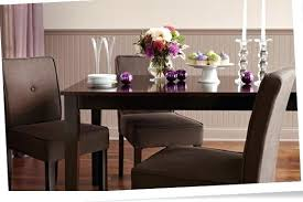 glass dining room table target cloths tall black round chairs with