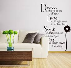 decorative words for walls popular inspirational quotes buy cheap typography wall