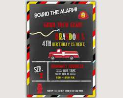 Fireman Invitation Firetruck Invitation, Fire Engine, Firefighter ... Fire Truck Firefighter Birthday Party Invitation Amaze Your Guests Gilm Press Firetruck Themed With Free Printables How To Nest Invite Hawaiian Invitations In A Box Buy Captain Jacks Brigade Ideas Bagvania Invitation Card Stock Fireman Printable Leo Loves Nsalvajecom Awesome Motif Card Lovely 24 Best 1st